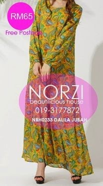 NBH0233 DALILA JUBAH