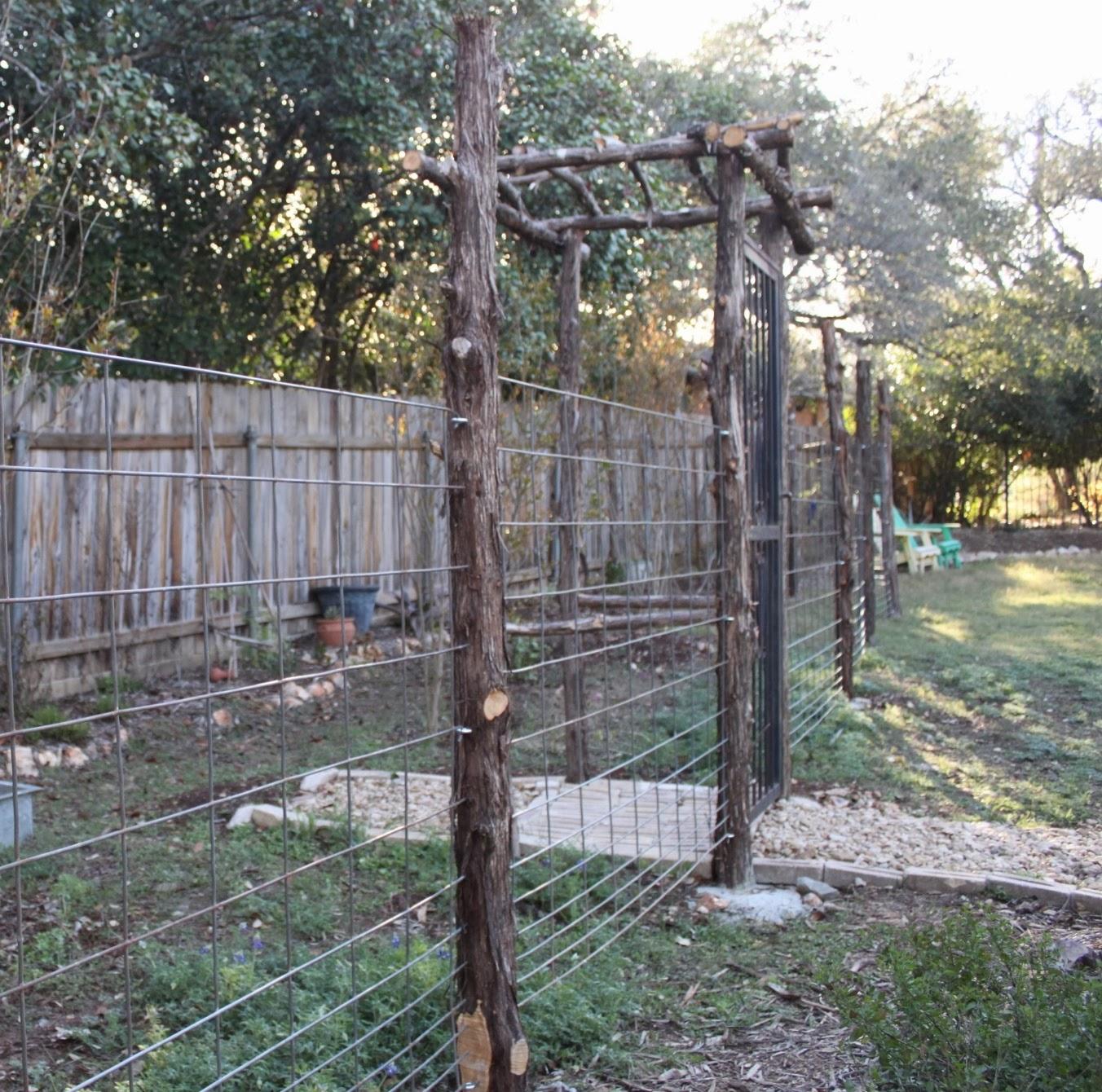 Rock-Oak-Deer: The Fence Post Two