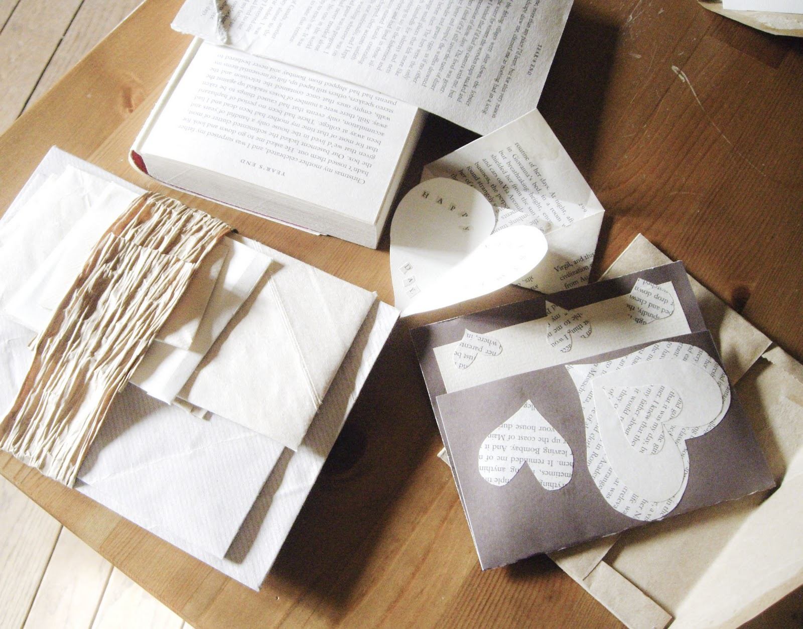 Stitching in Circles: Literary Love -- Valentine\'s Day Cards from ...