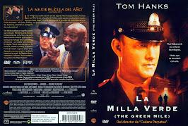 La milla verde (1999) - Carátula