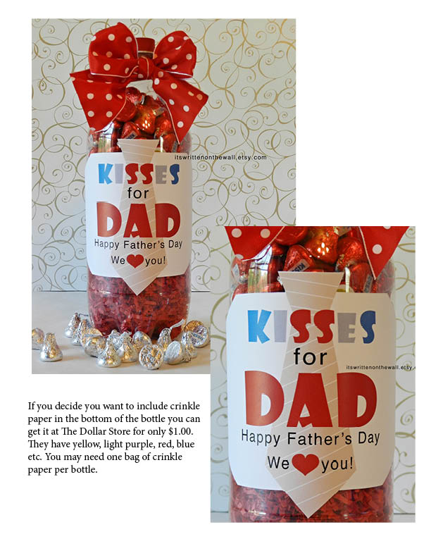 printables to give with hershey kisses as a gift | just b.CAUSE