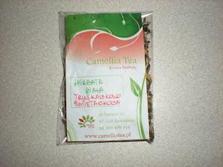 Herbata biała - Camellia Tea- recenzja!