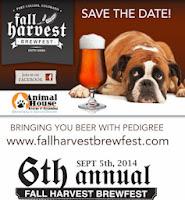 2014 Fall Harvest Brewfest