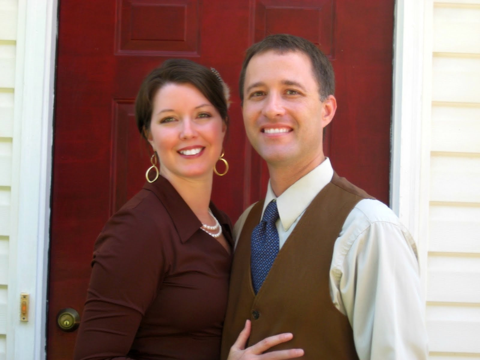Jeni and Jeff Pittard