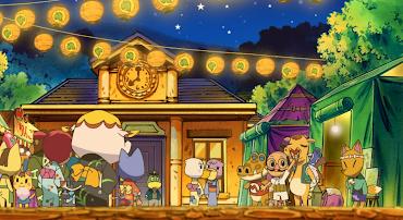 #9 Animal Crossing Wallpaper