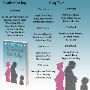 Blog Tour: The Haunting of Hattie Hastings Part 2