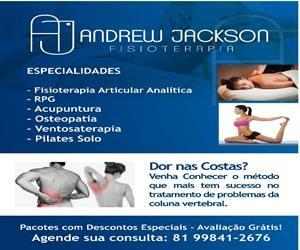 CLINICA DE FISIOTERAPIA ANDREW JACKSON