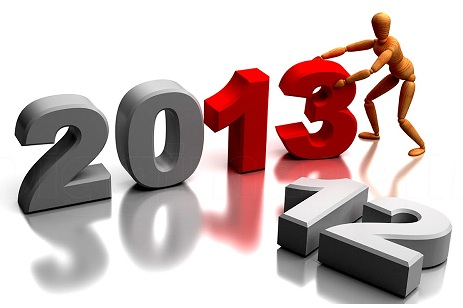 Happy New Year 2013 Wishes in Different Languages