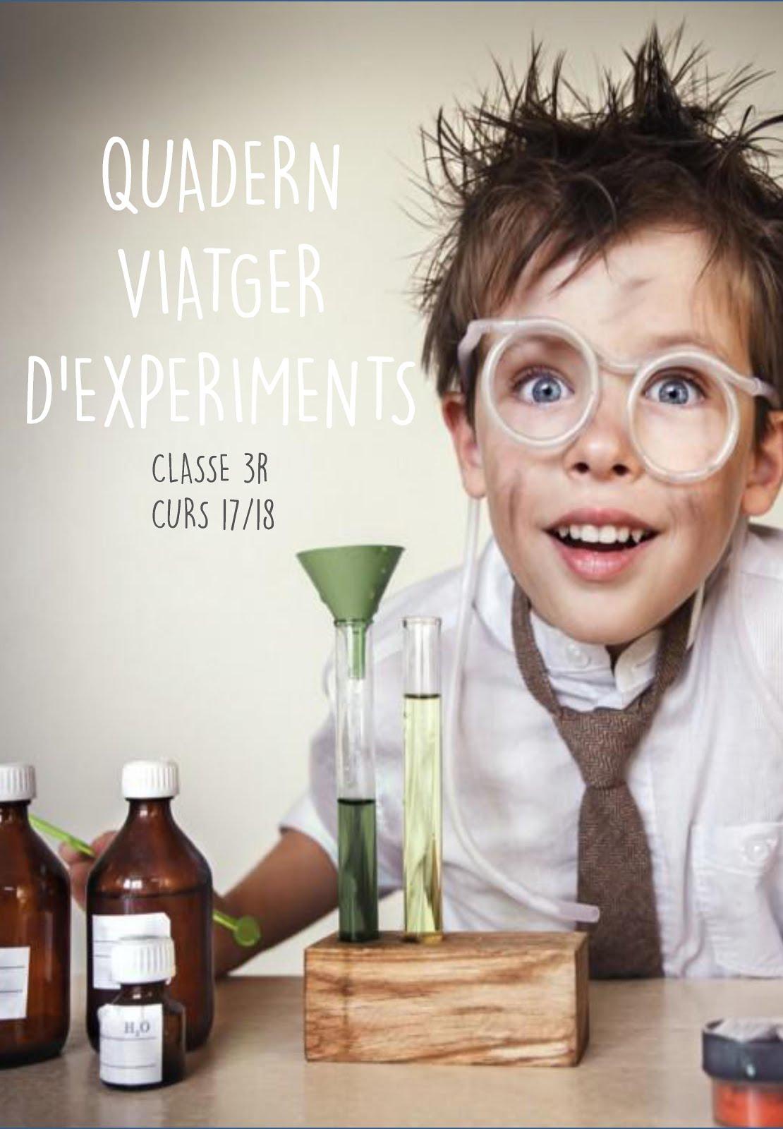 Calendari Experiments 3r