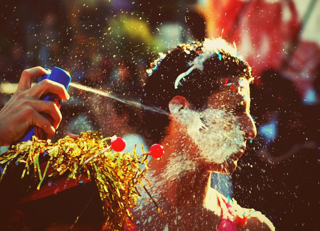 Espuma Carnaval