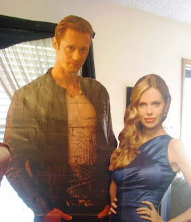 True Blood Party Life Size Cutouts @ Northmans Party Vamps