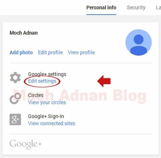 Cara Menghapus Akun Google Plus