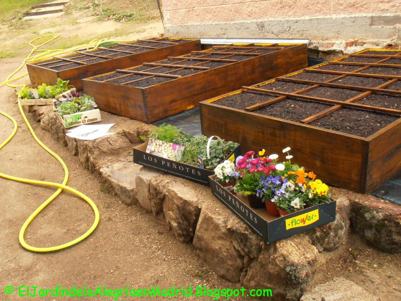 El jard n de la alegr a kitchengarden aid para for El jardin de la alegria cordoba