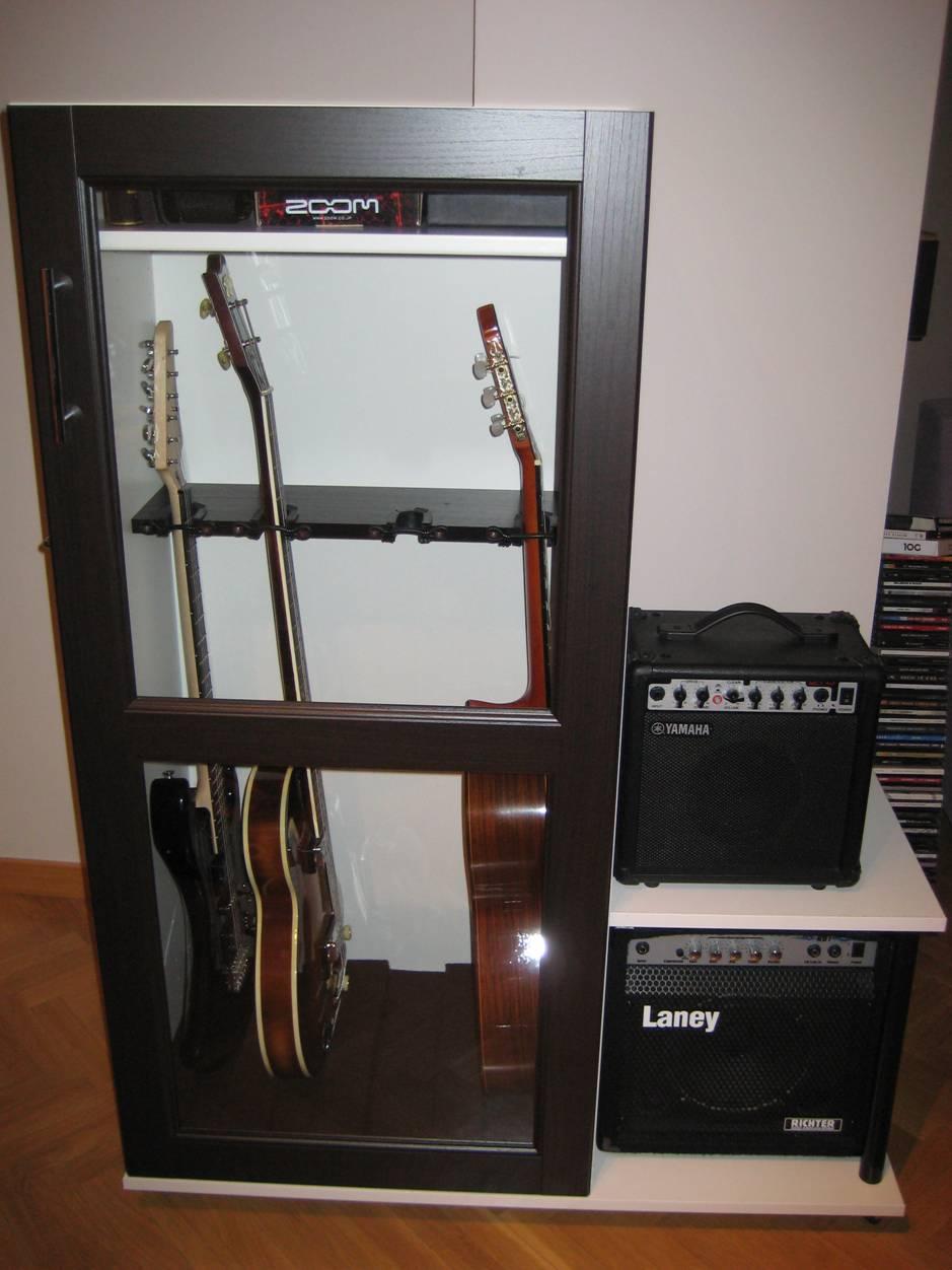 Guitarreando mi llave allen - Mueble para tocadiscos ikea ...