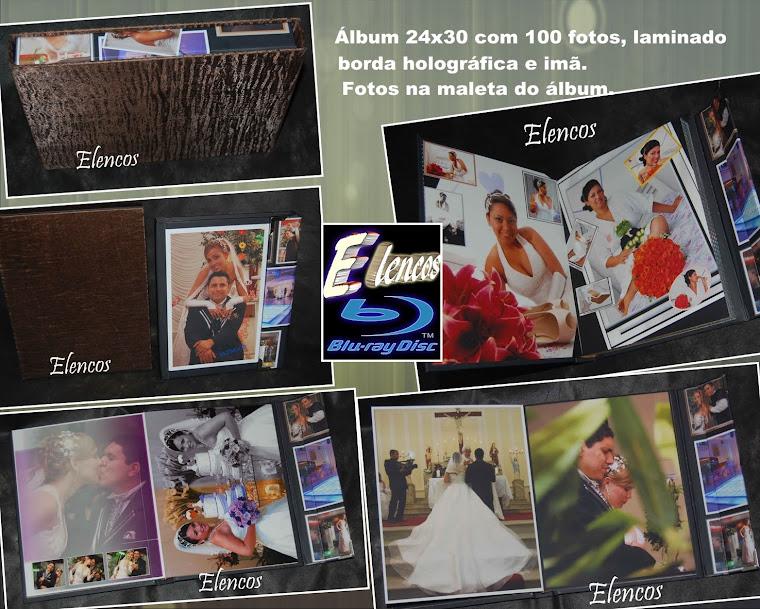 Àlbum 24x30 laminado.