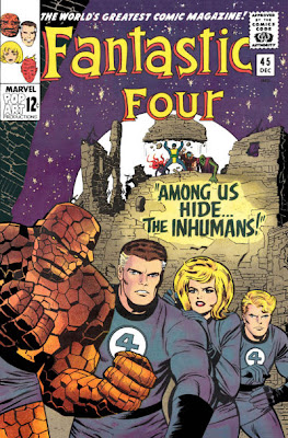 Fantastic Four #45, the Inhumans