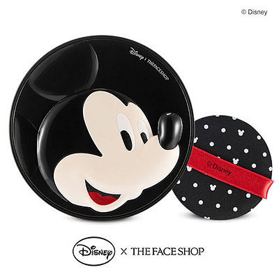 Cushion coreano Disney