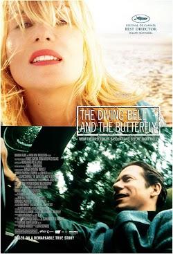 Tiếng Chuông Lặng Và Cánh Bướm - The Diving Bell And The Butterfly (2007) Poster