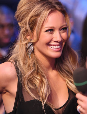 Hilary Duff Actress HQ Wallpaper