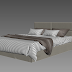Download 3D Model Bed