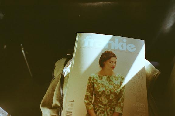 frankie magazine film