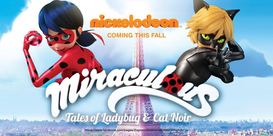 nickalive nickelodeon usa to premiere miraculous tales of