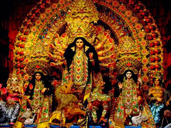 discover durga puja dates kolkata  durga puja fast rituals calander dates bhajan chalisa aarti sruti timings recipes greetings cards gifts essays kawach origin
