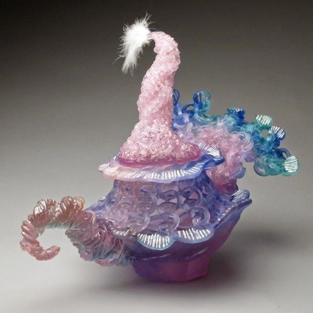 Carol Milne sculpture
