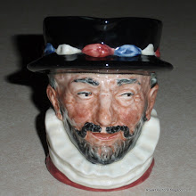 The Beefeaters Toby Jug