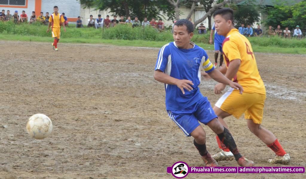 T Lianboi Simte Memorial District Super Division League 2015