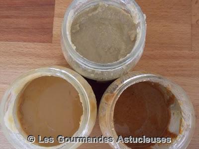 Quels sont les bienfaits des purées d'oléagineux ?