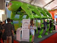 Biaya Buka Bisnis Cuci Kendaraan dengan Mesin Robotik