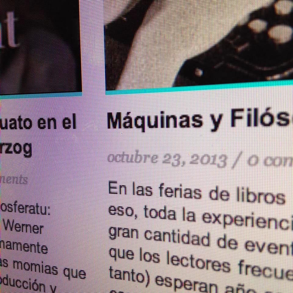 ULTRAMAR, Revista de Estudios Estéticos