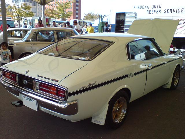Toyota Corona Mark II X10 X20, dawna motoryzacja, japońska, samochód, トヨタ, ノスタルジックカー