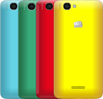 Micromax Canvas 2 Colours A120 (Color variant)