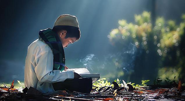 Tinjauan Ilmiah Hikmah  Membaca  Al-Qur'An Untuk Kesehatan