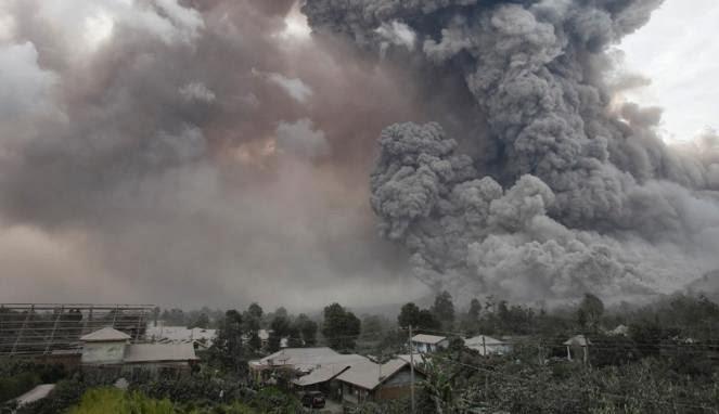 Status Gunung Berapi di Indonesia Daftar 19 Gunung Berapi di