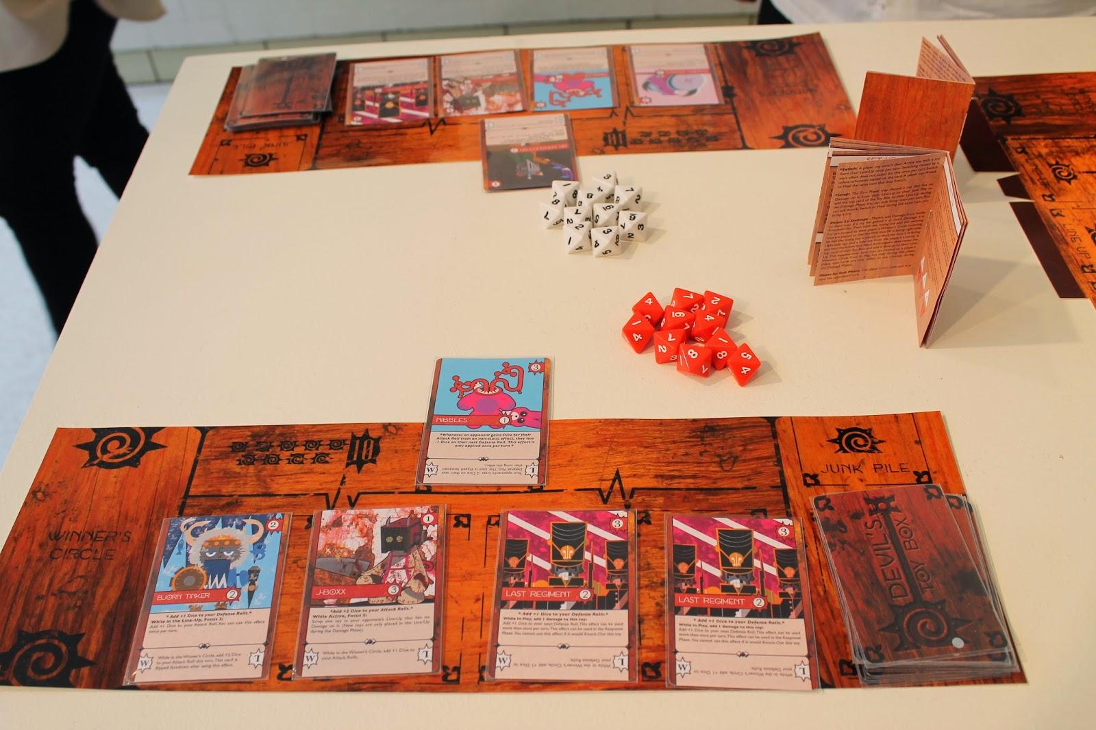 Daniel Brown - Games Design Dissertation