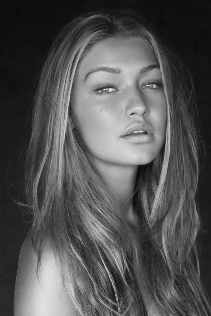 Gigi Hadid Fashion Week