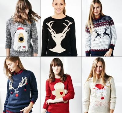 Święta, boże narodzenie, swetry, przegląd swetrów