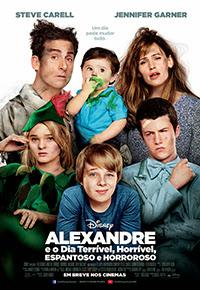 Download - Alexandre e o Dia Terrível, Horrível, Espantoso e Horroroso – Blu-ray Rip 1080p Torrent Dual Áudio 5.1 (2015)