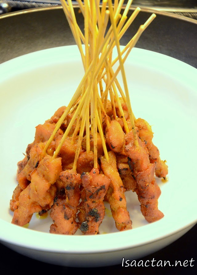The must-have Satay