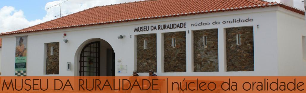 MUSEU DA RURALIDADE | núcleo da oralidade