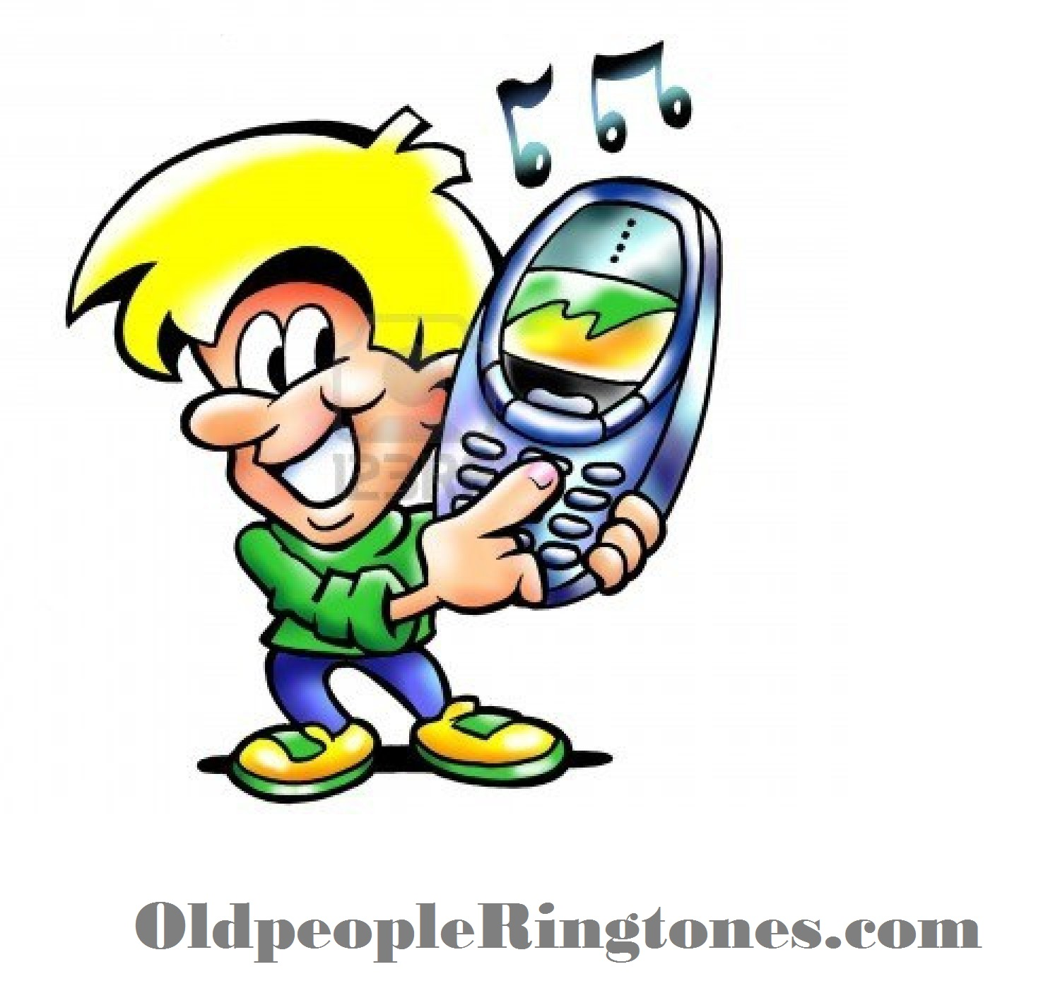 free cellular phone ringtone: