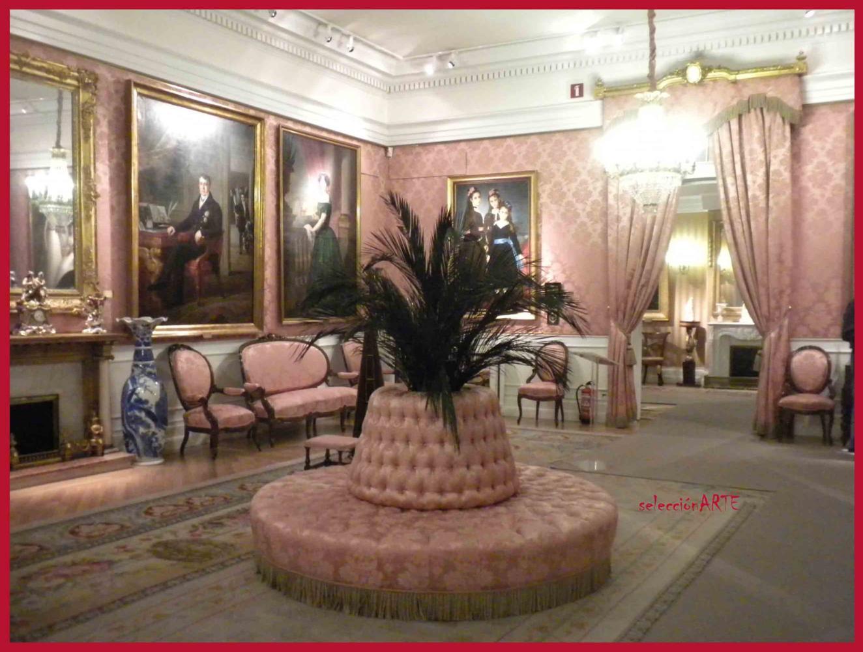 Museo Del Romanticismo Madrid.Seleccionarte El Museo Del Romanticismo De Madrid