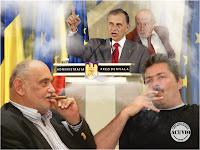 Funny photo Mircea Geoana