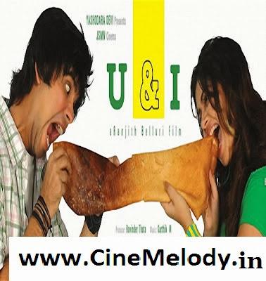 U & I Telugu Mp3 Songs Free  Download  2009