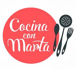 Cocina con Marta