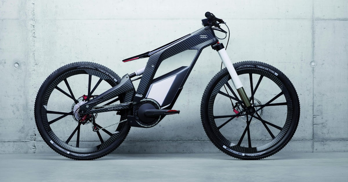 audi e bike electric - photo #2