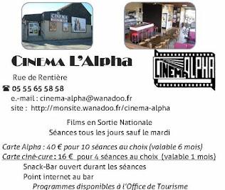 Le cinéma Alpha
